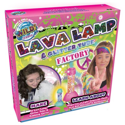 Wild Science - Lava lamp Factory Lab