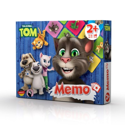 Talking Tom and friends Memo