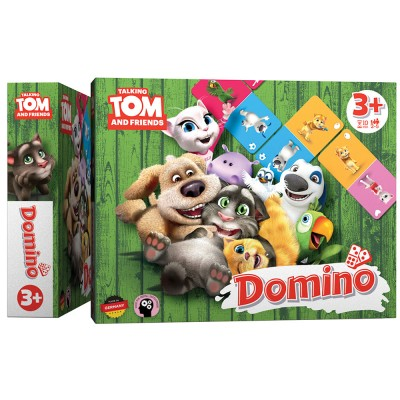 Talking Tom and friends domino