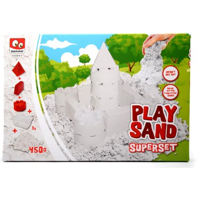 SLAMMER PLAY SAND SET GRAD