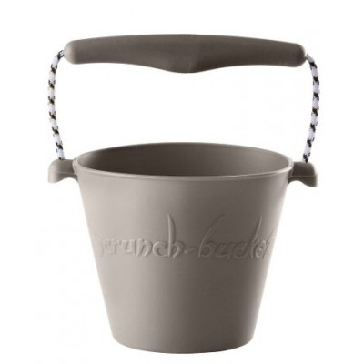 Kantica Scrunch Bucket Warm Grey